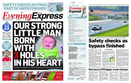 Evening Express – January 22, 2019