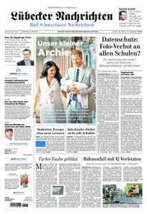 Lübecker Nachrichten Bad Schwartau - 09. Mai 2019
