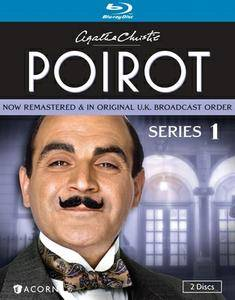 Agatha Christie's Poirot - Season 1 (1990) [Complete]