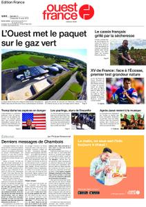 Ouest-France Édition France – 17 août 2019