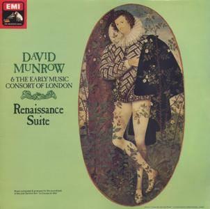 The Early Music Consort - Renaissance Suite (1974) UK 1st Pressing - LP/FLAC In 24bit/96kHz