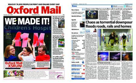 Oxford Mail – June 02, 2018