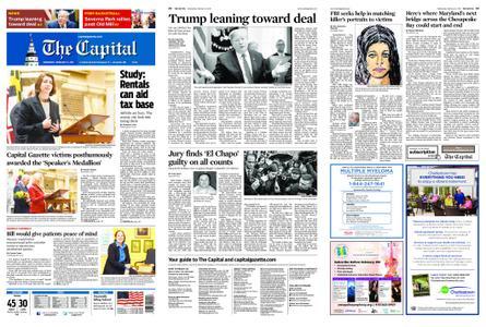 The Capital – February 13, 2019