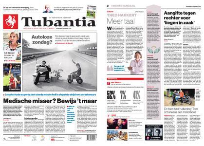 Tubantia - Enschede – 06 november 2019