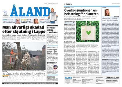 Ålandstidningen – 26 november 2019