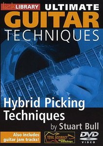 Lick Library - Ultimate Guitar Techniques - Hybrid Picking Techniques