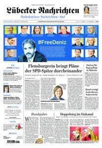 Lübecker Nachrichten Ostholstein Süd - 14. Februar 2018