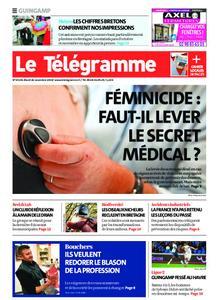 Le Télégramme Guingamp – 26 novembre 2019