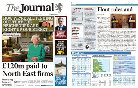 The Journal – April 06, 2020