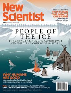 New Scientist - September 28, 2019