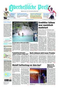 Oberhessische Presse Hinterland - 24. Juli 2019