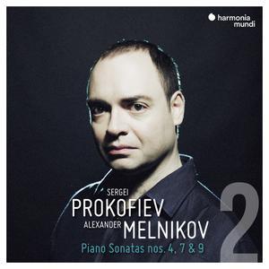 Alexander Melnikov - Prokofiev: Piano Sonatas Vol. 2 - Nos. 4, 7 & 9 (2019)