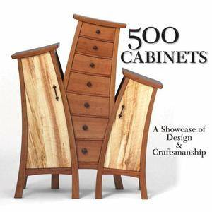 500 Cabinets: A Showcase of Design & Craftsmanship (repost)