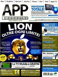 App Magazine - Agosto 2011