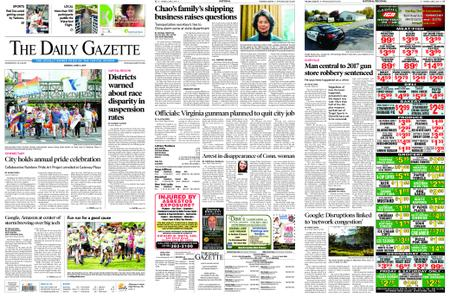The Daily Gazette – June 03, 2019
