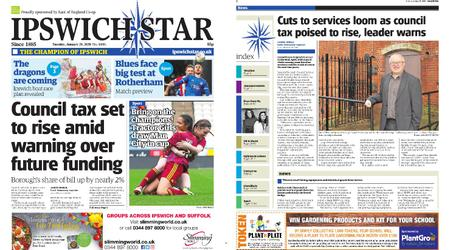 Ipswich Star – January 28, 2020