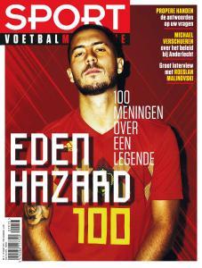 Sport Voetbal Magazine - 27 Maart 2019