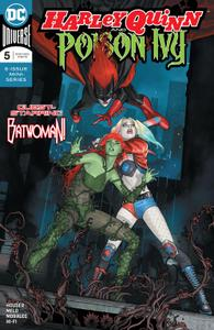 Harley Quinn & Poison Ivy 05 of 06 2020 Digital Zone