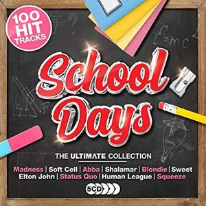 VA - School Days The Ultimate Collection (5CD, 2018)