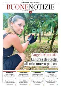 Corriere della Sera Buone Notizie - 20 Luglio 2021