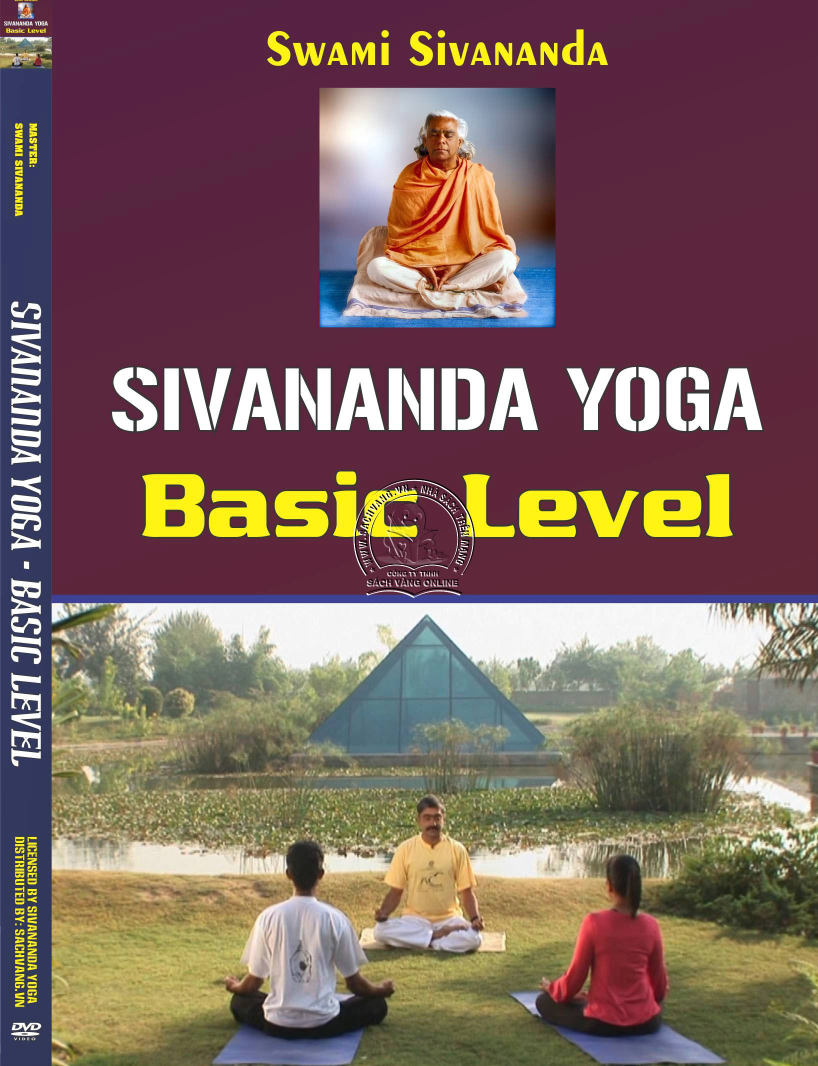 Sivananda Yoga - Basic Level