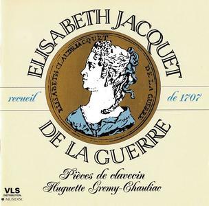 Huguette Grémy-Chauliac - Jacquet de la Guerre: Pieces de clavecin (1992)