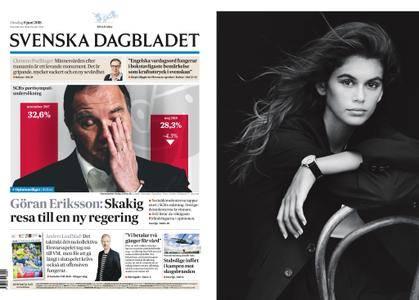 Svenska Dagbladet – 06 juni 2018