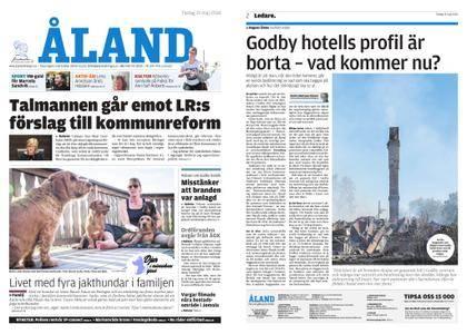 Ålandstidningen – 15 maj 2018