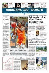 Corriere del Veneto Venezia e Mestre - 21 Luglio 2018