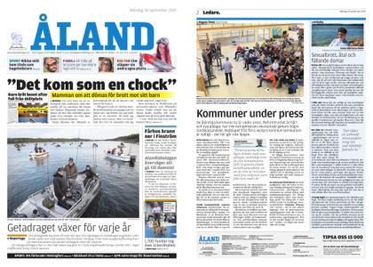 Ålandstidningen – 30 september 2019