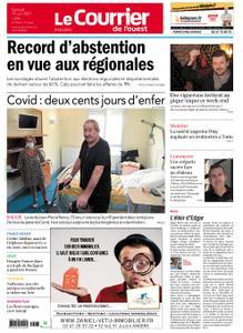 Le Courrier de l'Ouest Angers – 19 juin 2021