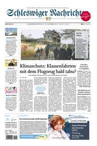 Schleswiger Nachrichten - 09. November 2019