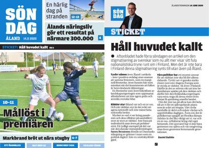 Ålandstidningen – 14 juni 2020