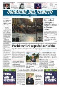 Corriere del Veneto Venezia e Mestre - 22 Luglio 2018