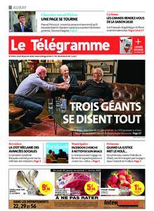 Le Télégramme Auray – 30 janvier 2020