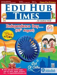 Edu Hub Times - August 2018