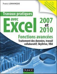 Travaux pratiques avec Excel 2007 et 2010 : Fonctions avancées - traitement des données, travail collaboratif, Windows Live Sky