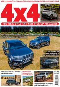4x4 Magazine UK - July 2019