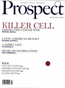 Prospect Magazine - February 2002