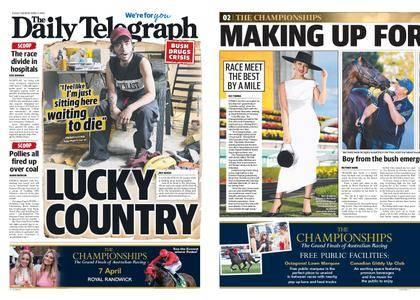 The Daily Telegraph (Sydney) – April 03, 2018