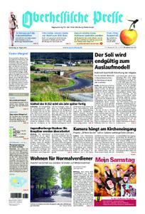 Oberhessische Presse Marburg/Ostkreis - 22. August 2019