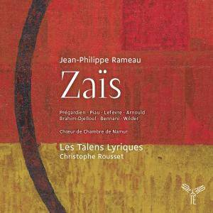 Christophe Rousset - Rameau: Zaïs (2015) [Official Digital Download 24/96]