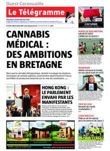 Le Télégramme Ouest Cornouaille – 02 juillet 2019