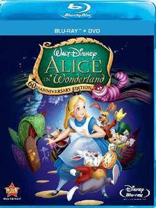Alice in Wonderland (1951) + Extras