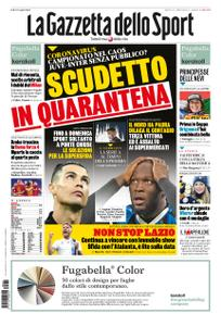 La Gazzetta dello Sport Bergamo – 24 febbraio 2020