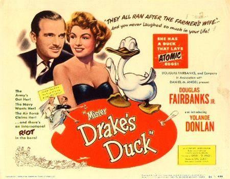 Mister Drake's Duck (1951) Mr. Drake's Duck