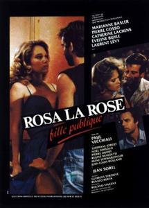 Rosa la Rose, Public Girl (1986) Rosa la rose, fille publique