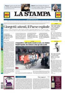 La Stampa Torino Provincia e Canavese - 22 Maggio 2020