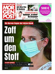 Hamburger Morgenpost – 14. August 2020