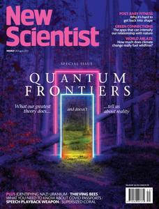 New Scientist International Edition - August 28, 2021